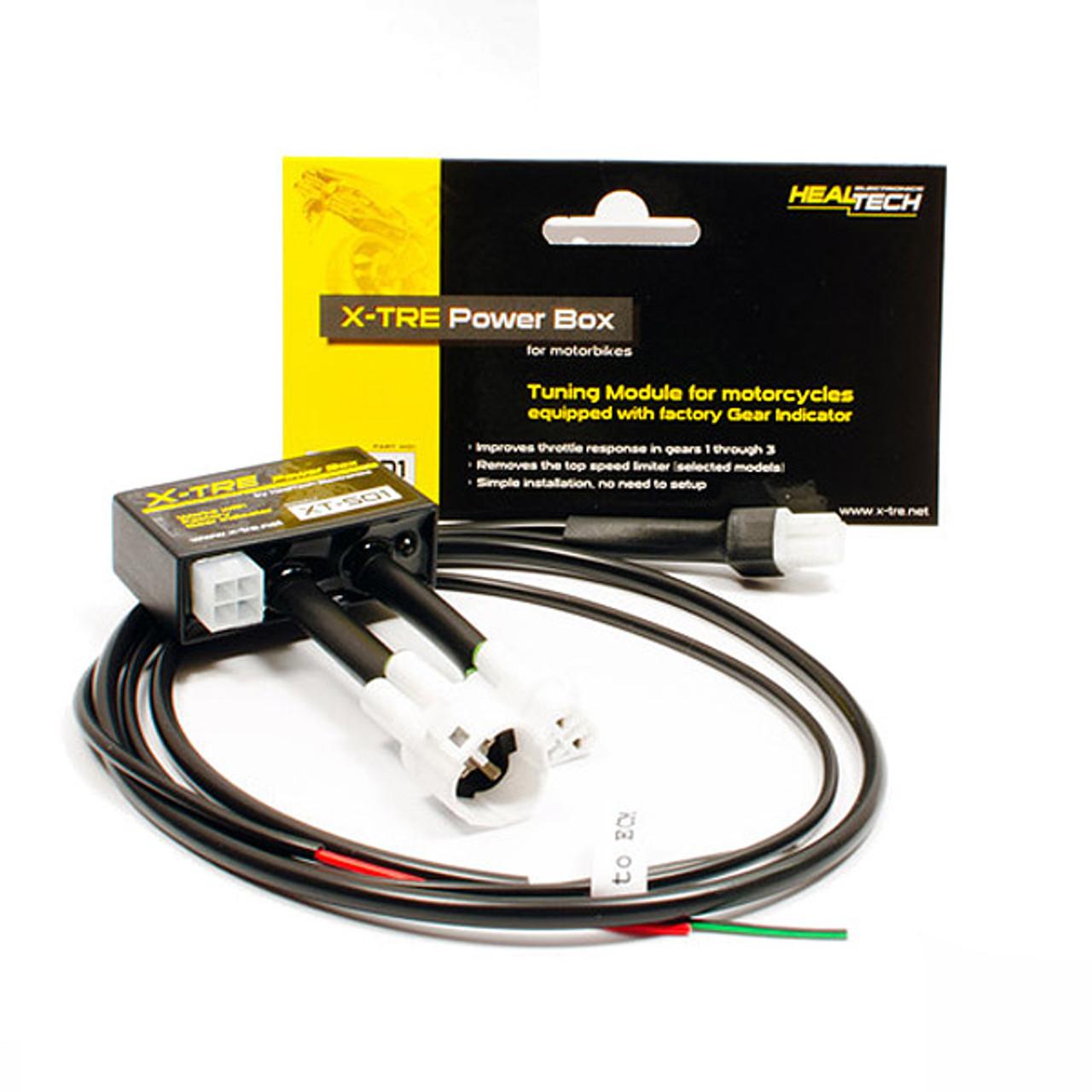 HealTech Suzuki GSX-R750 06-19 X-Tre Power Box