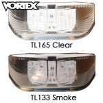 Vortex Smoked LED Integrated Tail Light TL142