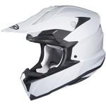 8b94d12f HJC i 50 Solid Helmet White