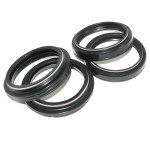 All Balls Racing Fork and Dust Seal Kit Replacement For Kawasaki EN 450 85-90