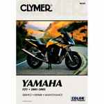 Clymer 01-03 Yamaha YZ250F Service Manual