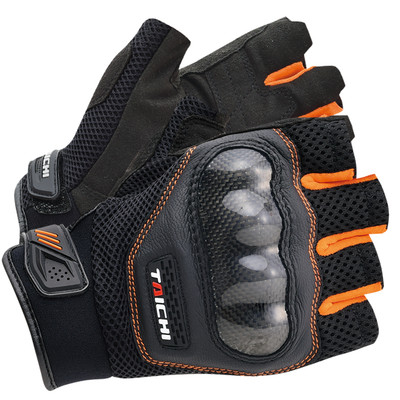 RS Taichi Protection Half Finger Mesh Glove RST405