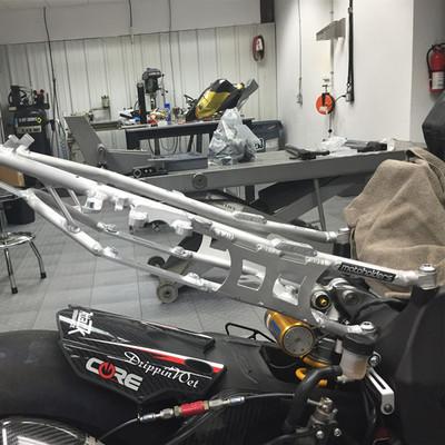 MotoHolders Yamaha R1 2015-2019 Rear Subframe