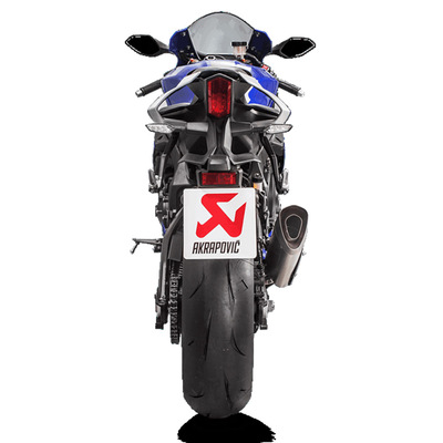Akrapovic 2015-2019 Yamaha R1/M Titanium Slip On Exhaust S