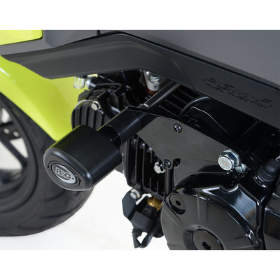 R&G Racing Honda Grom 13-16 Aero Frame Sliders - Sportbike