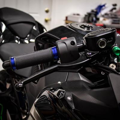 Woodcraft Kawasaki Ninja 400 2018-2019 Clip-on Riser
