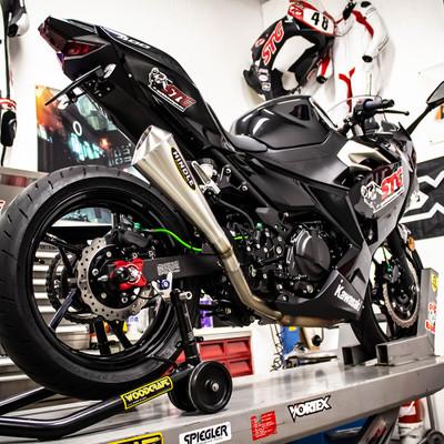 Exhausts & Exhaust Systems Parts & Accessories Hindle Kawasaki Ninja