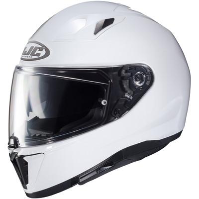 63fc0739 HJC i 70 Solid Helmet - Sportbike Track Gear