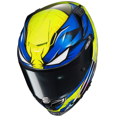 c7a490f9 HJC RPHA 70 ST Wolverine Helmet - Sportbike Track Gear