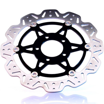 EBC Triumph Thunderbird (885cc) 95-03 Floating disc conversion Front Brake  Vee-Rotor