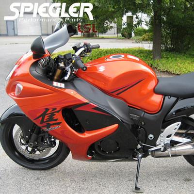 LSL Kawasaki ZX 6R 98 99 Handlebar Riser Kit