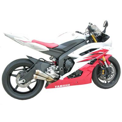 ABM Yamaha R6 2006-2012 Handlebar Riser Kit