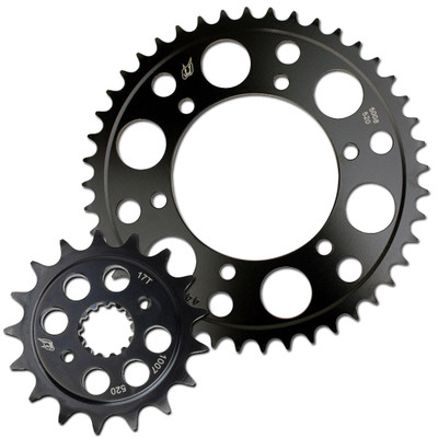 520//44 Tooth for 03-18 Yamaha YZF-R6 Driven Racing Rear Sprocket