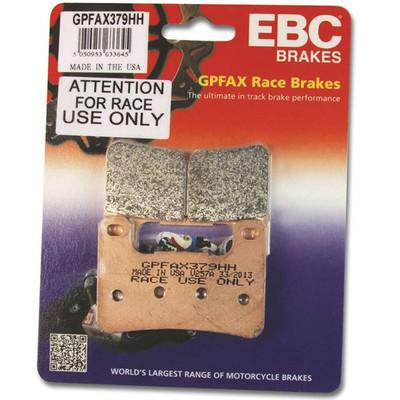 EBC Yamaha YZF-R1 15-18 GPFAX Road Race Front Brake Pads