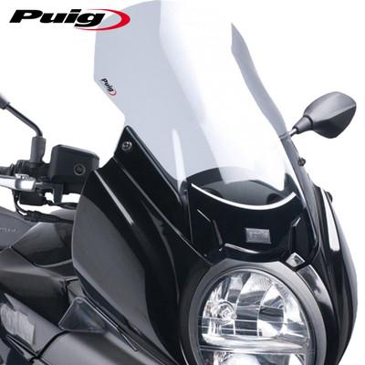 Puig 4951W Windshield for Suzuki SFV650 Gladius//ABS 2009-14 Transparent Medium
