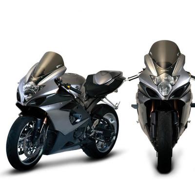 SPORTS TOURING SCREEN Light Smoke Zero Gravity FOR- Suzuki GSXR 1000 03-04