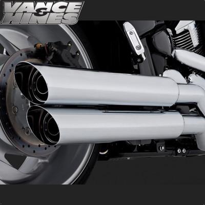 Vance & Hines Big Shot Full Exhaust System Suzuki M109R 06-11