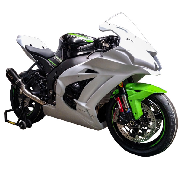 Armour Bodies Kawasaki Ninja Zx10r 2016 2019 Pro Series Bodywork Kit