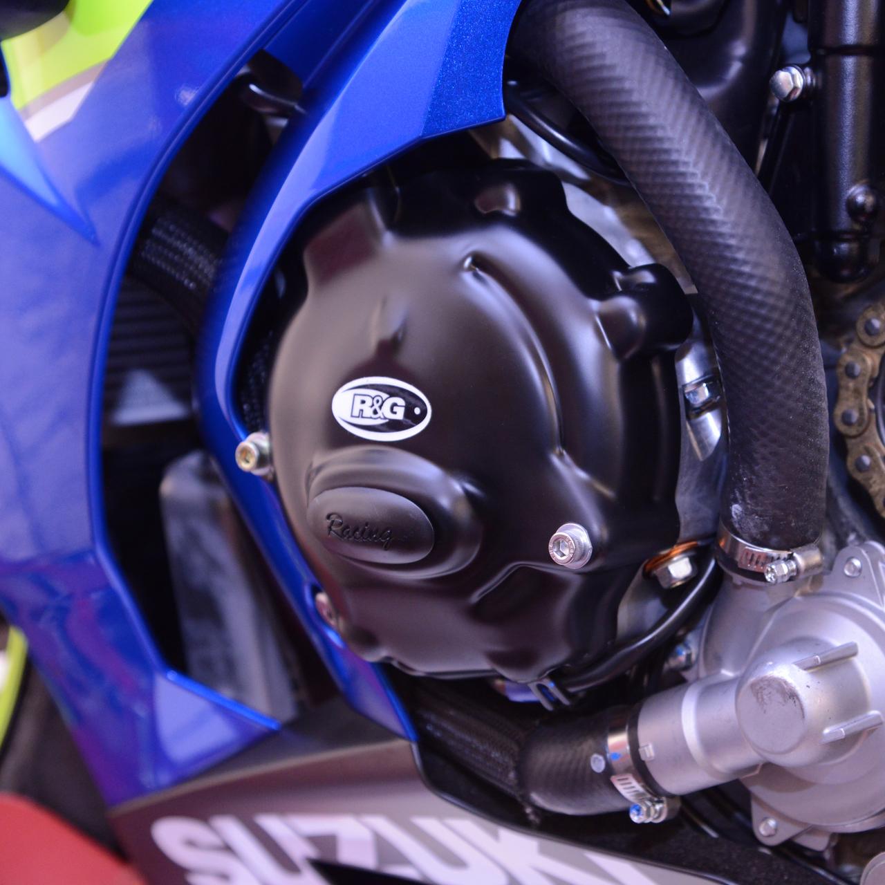 R&G Racing Suzuki GSX-R1000 17-19 Race Series Left Side Engine Case Cover