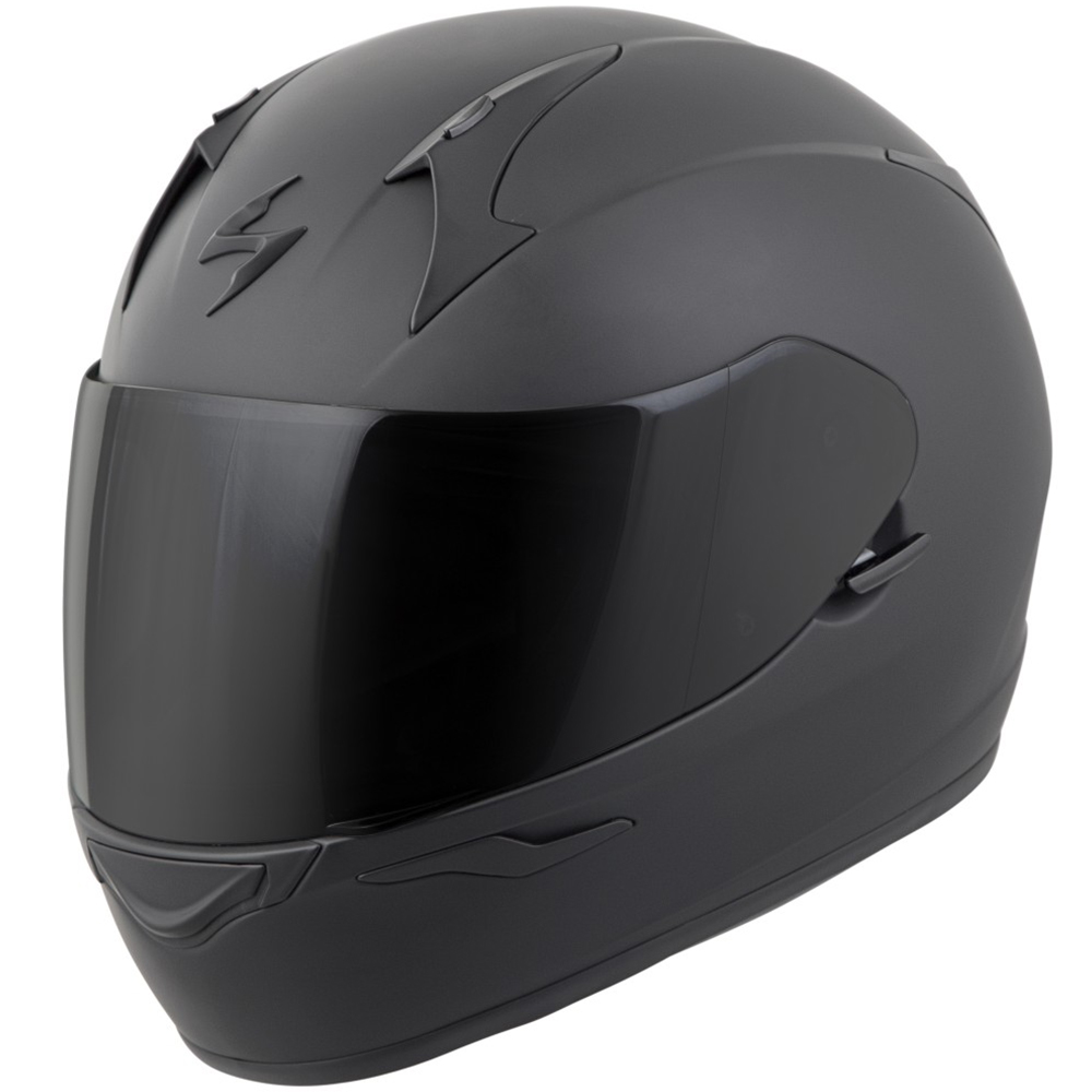 offer discounts new high quality free delivery Scorpion EXO-R320 Solid Helmet - Sportbike Track Gear
