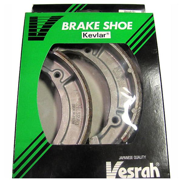 Vesrah Honda CB125 S 74-78 Front Brake Shoes