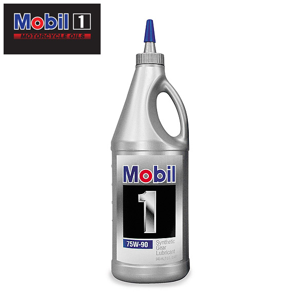 Mobil 1 Synthetic Gear Lubricant 75W-90 1 Quart