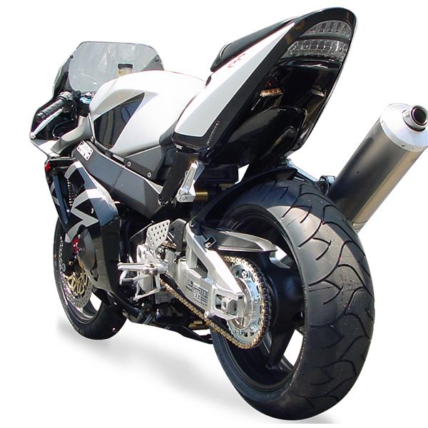Agv Sport Twist Gloves: Hotbodies Racing Honda CBR954RR 02-03 Undertail