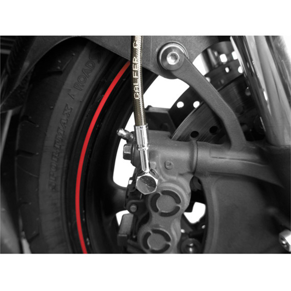 Galfer Honda CBR1000RR ABS 09-16 Colored Stainless Steel Front Brake Lines