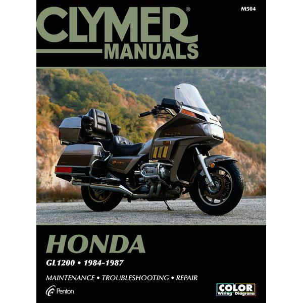 84 xr200r wiring diagram clymer honda gl1200 84 87 service manual sportbike track gear  clymer honda gl1200 84 87 service