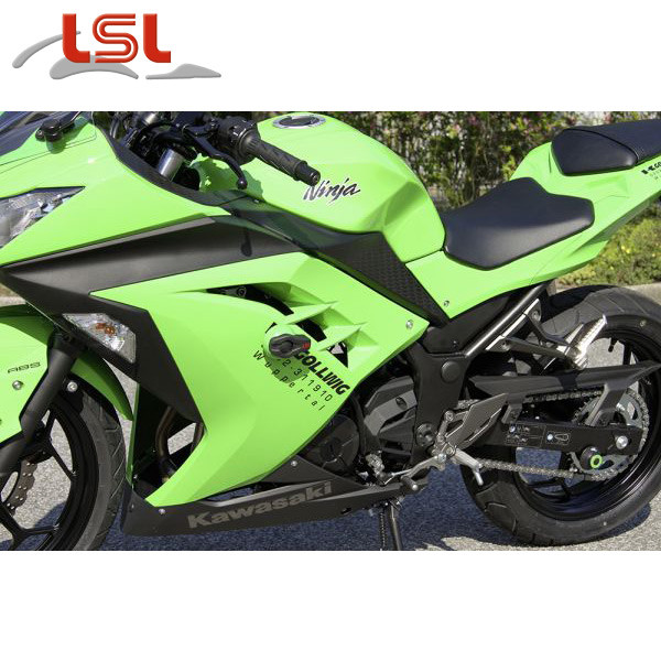 Lsl Kawasaki Ninja 300 13 17 Frame Slider Kit Sportbike Track Gear