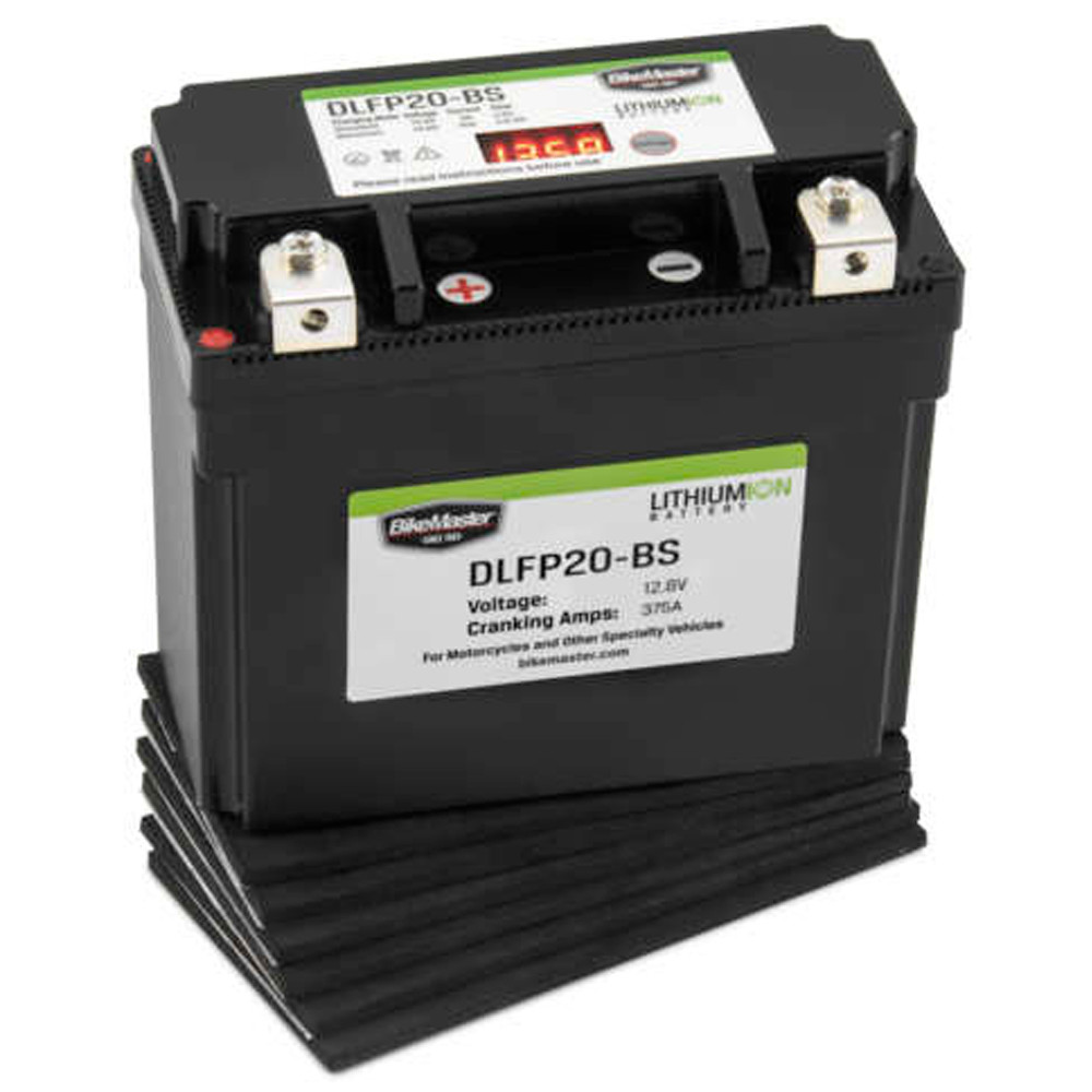 Harley Davidson Battery >> Bikemaster Harley Davidson Fx Fxr Series 79 94 Lithium Ion Battery