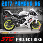2017 Yamaha R6 STG Project Bike