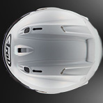 Arai Corsair-X Planet Diffuser Type 12