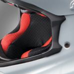 Arai VS-PRO4 Slash Goggle-Strap Locator