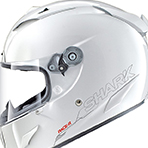 Shark Race-R Pro Carbon Skin Helmet Construction