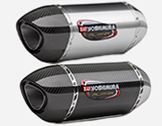 Yoshimura Alpha Muffler Options