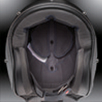 Arai Classic-V Patented Hidden Ventilation