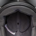 Arai Classic-V Solid Interior Integrated Intake Vents