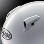 Arai Defiant-X Diablo Dual Function Front Duct