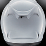 Arai Defiant-X Solid Rear Duct