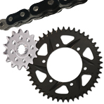 Vortex SSA Chain and Sprocket Kit