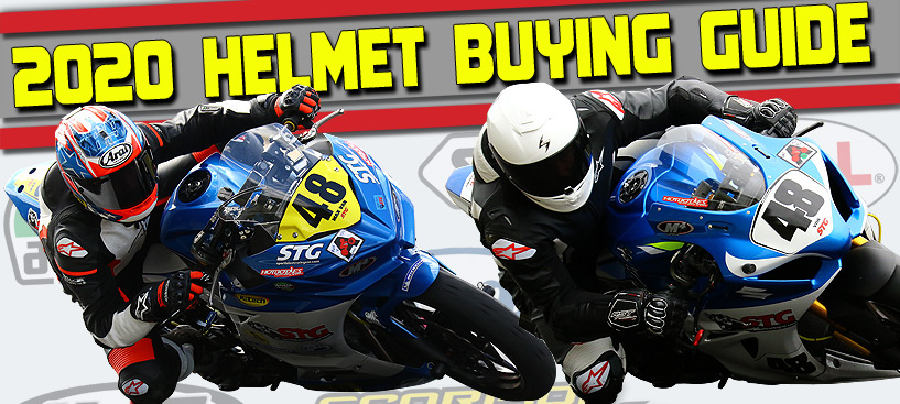 2020 STG Motorcycle Helmet Buying Guide