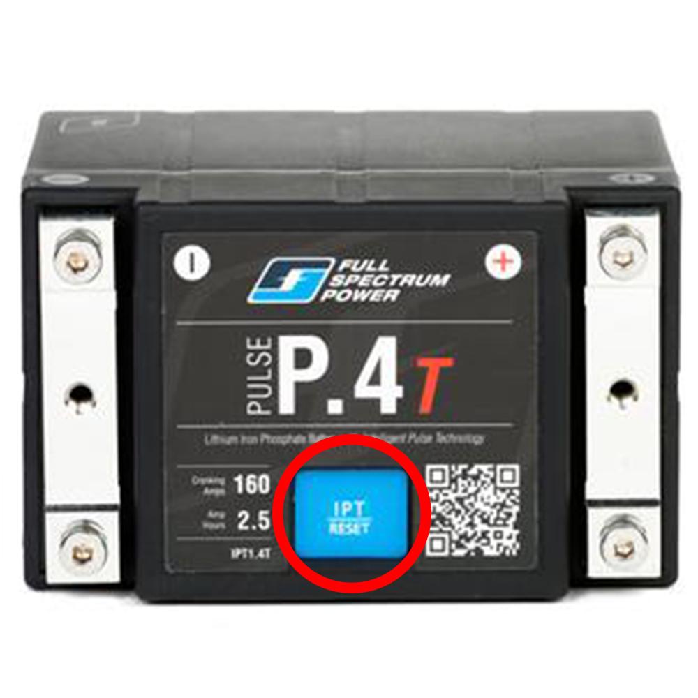 Full Spectrum Power Battery - IPT Reset