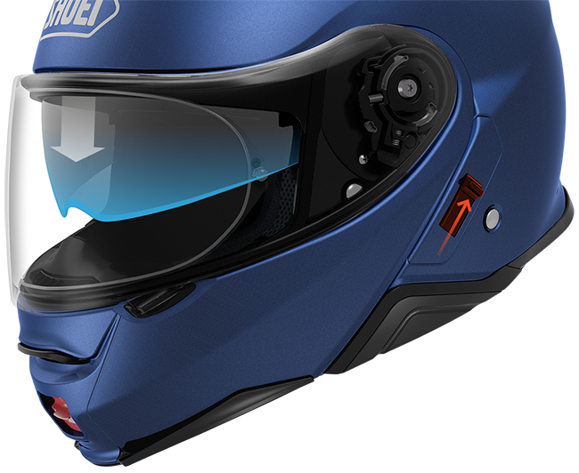 Shoei Neotec II Internal Sun Shield