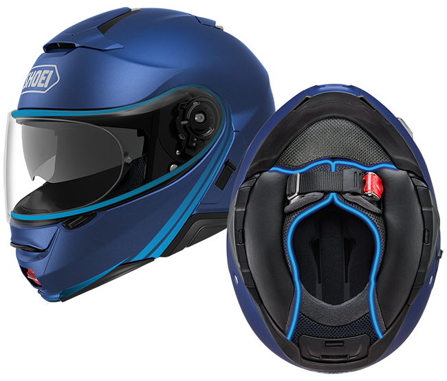 Shoei Neotec II Noise-Reduction