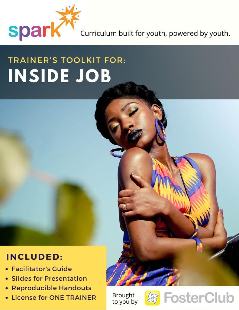 Inside Job SPARK Cover