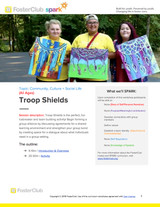 Troop Shields