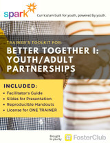 Better Together I: Youth/Adult Partnerships