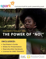 """The Power of """"NO!"""" COVER"""