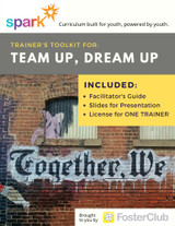Team Up, Dream Up COVER